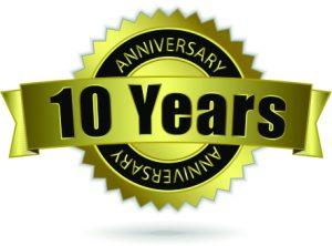 10 year 2